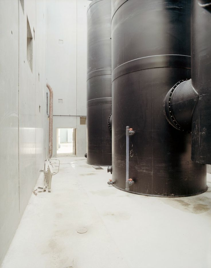 water treatment plant - evry france - awp - photo by anna positano ~ industrial