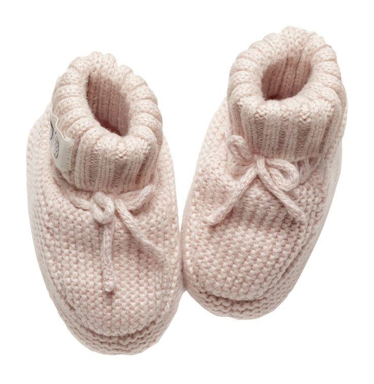 Knit Slipper Socks ($10)
