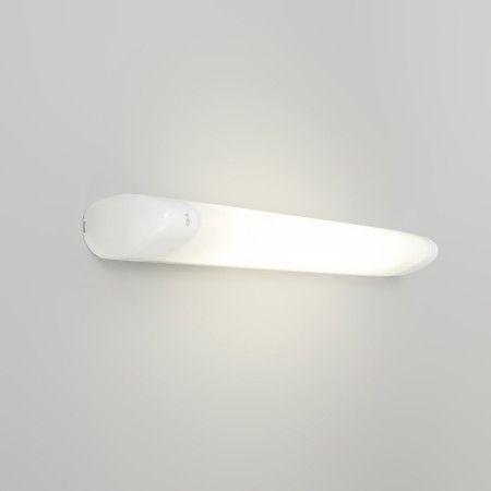 Wandleuchte Hudson 8W weiss Ideal in Kombination mit ihrem Badezimmerspiegel, für eine gründliche Rasur und ein perfektes Styling. Die Leuchte ist mit einem An/Aus Schalter ausgestattet.  #Lampe #Light #Wohnen #Innenbeleuchtung #Wandlampe