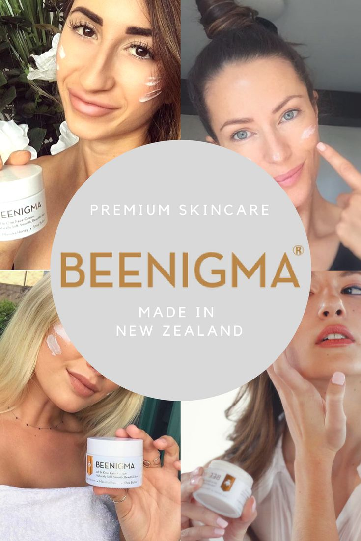 Beenigma all in one Premium face cream   with Bee Venom and Manuka Honey   Made in New Zealand