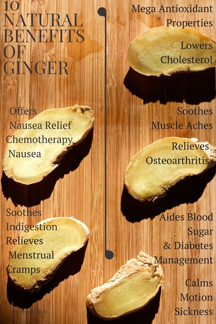 "10 Natural Benefits of Ginger Deserves to be called a ""super food"". The root of the ginger plant has several natural health benefits. In Asia, ginger has been used for over 2,000 years to treat various stomach ailments and improve digestion. Studies continue to find other health benefits of ginger. GROW IT! EAT IT!"
