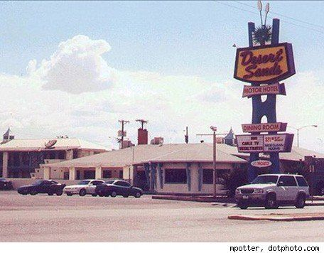 Motel  Locations In El Paso Texas