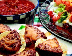 Morningstar Farms® Spicy Black Bean Nachos