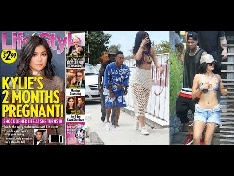 Kylie Jenner Is 2 Months Pregnant With Tyga's Baby - Celebrity news - 1to1only News Kylie Jenner Is 2 Months Pregnant With Tyga's Baby Kylie Jenner is going to be a mommy soon according to a new report in Life & Style magazine. The American reality TV star who recently celebrated her 18th birthday is reportedly pregnant with beau Tyga's baby. Kylie Jenner Pregnant Tyga's Baby kylie jenner kylie jenner pregnant kylie jenner tyga baby kylie jenner st barts kylie baby bump celebrity news…