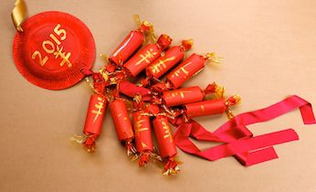 Chinese firecrackers