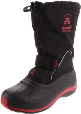 Kamik Shadow 2 Cold Weather Boot (Toddler/Little Kid/Big Kid) Kamik. $25.53. Waterproof seam sealed. Textile. Rubber sole. Minus 40f zylex liner