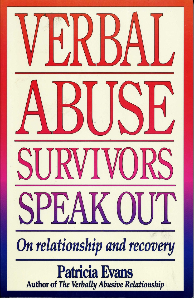 Dealing With Verbal Abuse From Partner