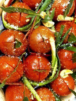 Balsamic Tomatoes & Leeks | Vegetables Recipes | Jamie Oliver Recipes