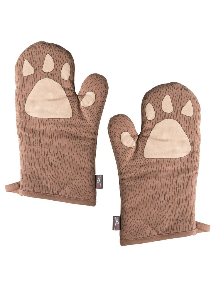 Hey there hot stuff!  Beat the heat when baking and roasting with MOZI's high quality oven mitts.