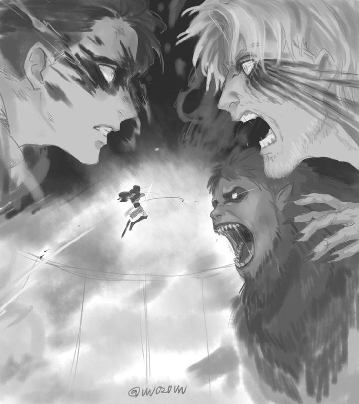 1167 Best Shingeki No Kyojin=Attack On Titan Images On