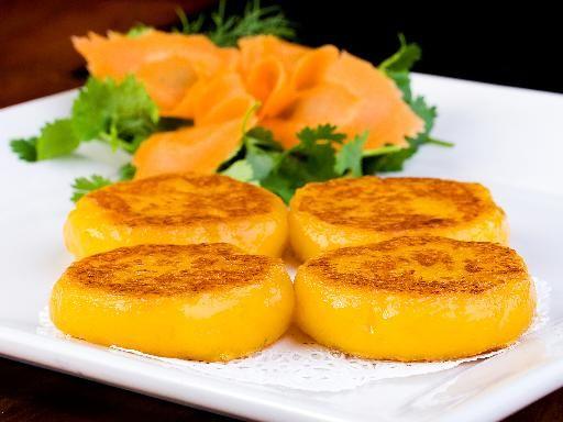 Polpette di zucca e carote (Inghilterra) - Ricetta