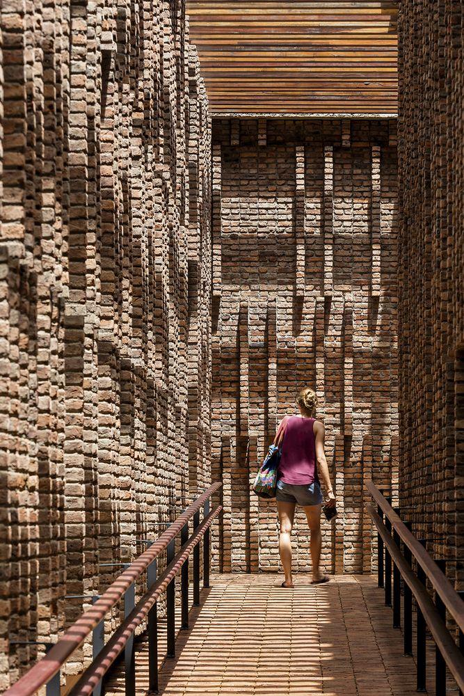 Galeria Claudia Andujar / Arquitetos Associados,© Leonardo Finotti