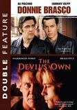 Donnie Brasco/The Devil's Own [DVD]