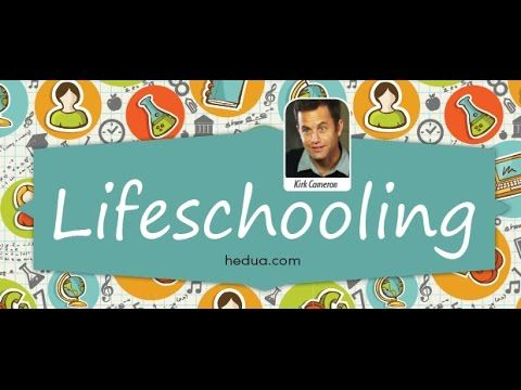 """When actor Kirk Cameron and his wife began to homeschool, they realized that it was more than just teaching their children. It was lifeschooling. """"God gives us as parents the responsibility and the privilege of building a worldview into our kids,"""" he shares. Children then begin to see that God's world is a place to explore, learn, and grow."""