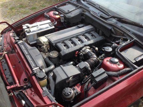 BMW M50 engine