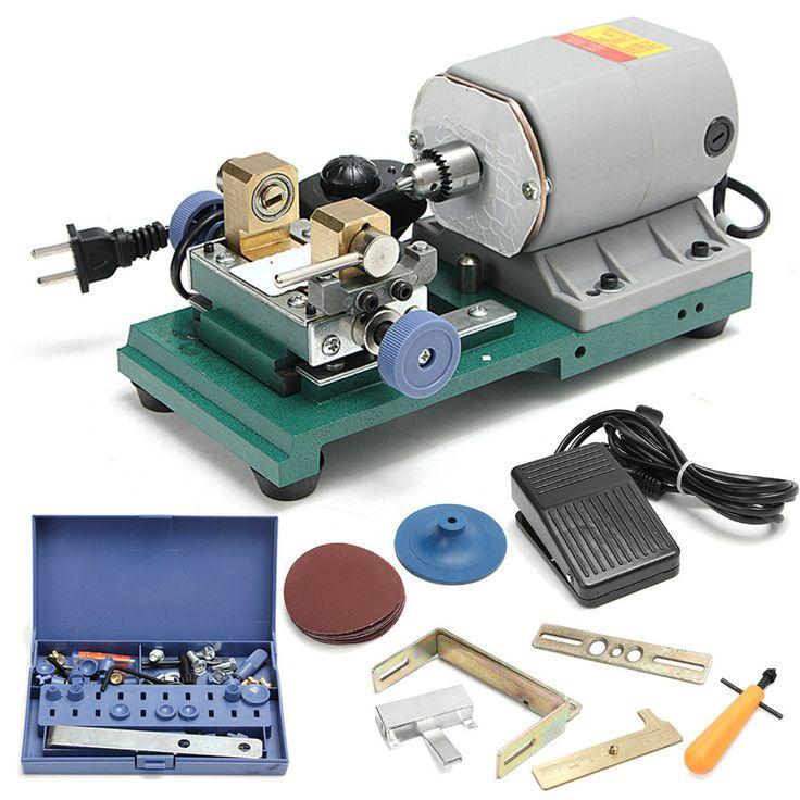 220V 350W Electric Drill Holing Machine Jewelry Drilling Tool Sale - Banggood.com
