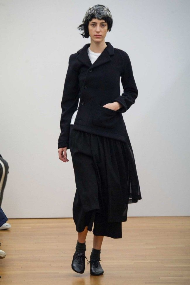 Comme des Garcons ready-to-wear autumn/winter'14/'15
