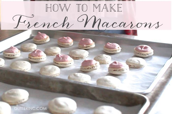 How to Make French Macarons {Strawberry Cheesecake Macarons Recipe ...