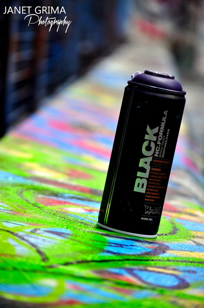 Art in a Can | by Janet Grima Photography