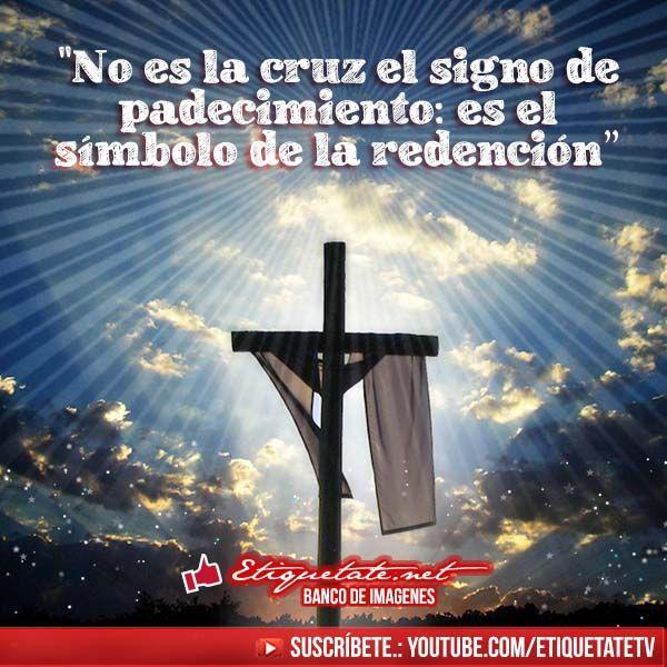 imagenes de Jesús con frases de Semana Santa para compartir