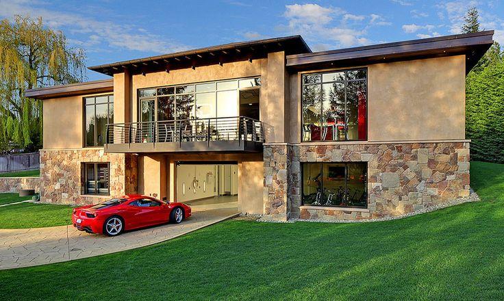 architecture project contemporary house design