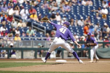 2017 CWS: Caleb Gilbert's stellar performance and other key numbers from LSU's College World Series win