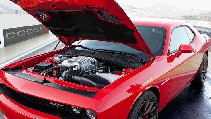 Dodge has announced that its new supercharged V8 will be rated at an astonishing 707 hp and 650 lb-ft of torque when it debuts in the 2015 Challenger SRT later this year, making it the most powerful mass produced American car ever.