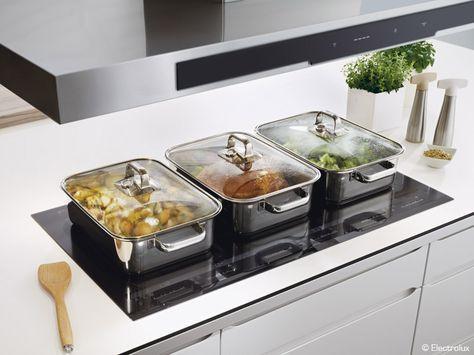 Table de cuisson induction les nouveautés 2013 | Inspiration cuisine