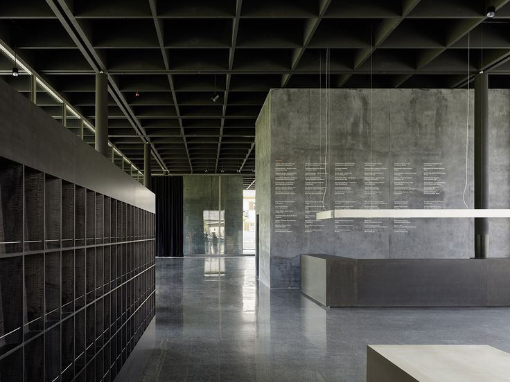 Peter Zumthor - Werkraum-Haus (the center for the crafts and trade association), Andelsbuch 2013