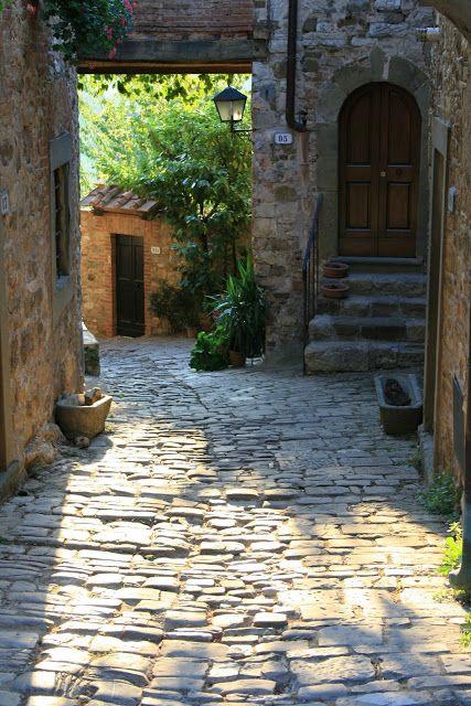 #San #Gimignano, la Province de Sienne, en #Toscane, Italie