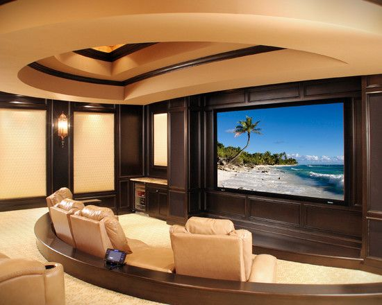 Media Room Design, Pictures, Remodel, Decor and Ideas - page 5