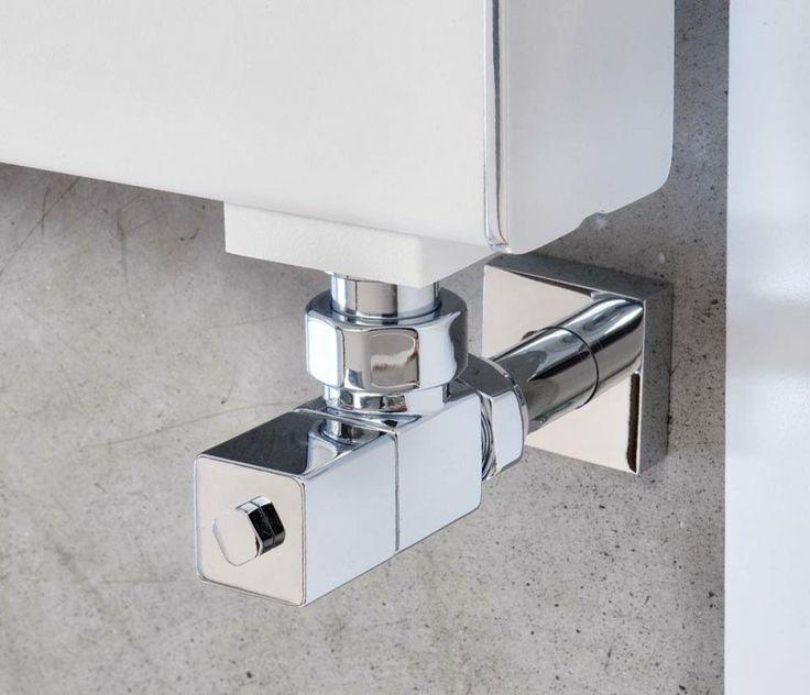 Detail of Blok Tower  #home #radiator #design #aluminum #interiordesign #forniture