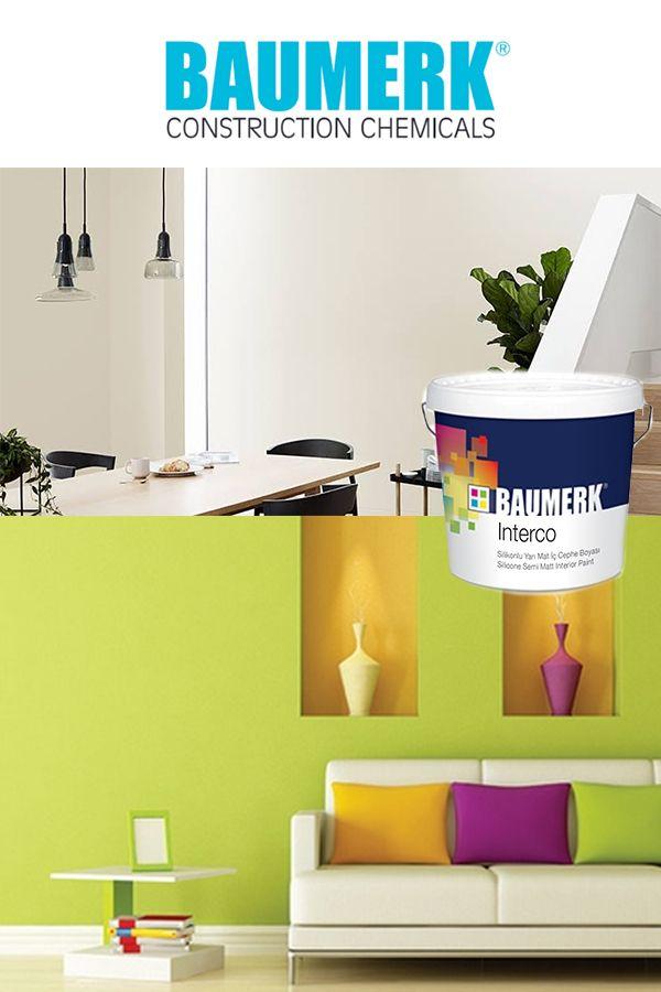 Water Based Acrylic Emulsion Semi Matt Washable Interior Topcoat Waterbased Acrylicemulsion Semimatt Washable