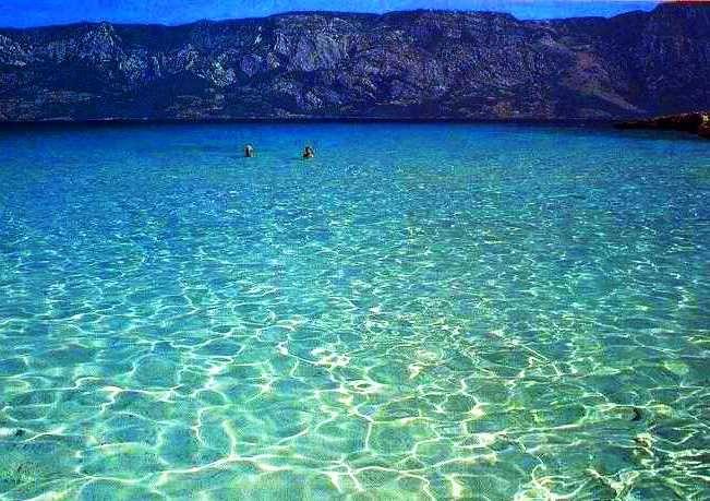 Sedir Island/Cleopatra Beach - Marmaris