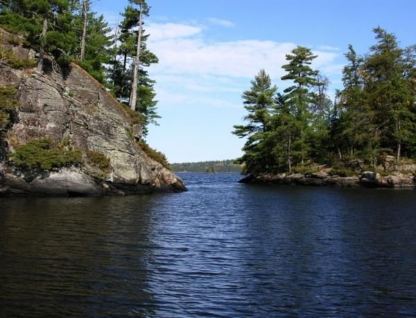 Voyageurs National Park or anywhere on a lake in northern Minnesota, and BWCA.