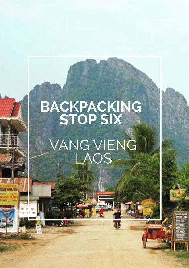 Next stop on our backpacking adventure was to explore Laos's famous party town Vang Vieng. Seeing what else this town has to offer beyond partying. Click to read about my time there