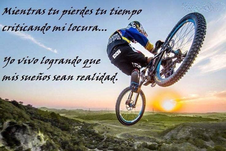 Pin By Tips Para Perder Peso On Frases De Motivacion Bike