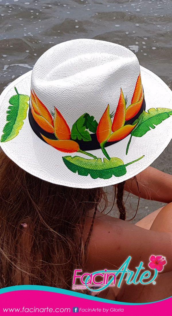 sombreros  moda  pajatoquilla  sombrerospintados  panamahats  artesanía   primeroenecuador  ecuadoramalavida  accesorios  navidad  regalos 5e8456bcaed