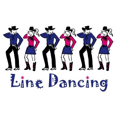 Line Dancing in a State down South