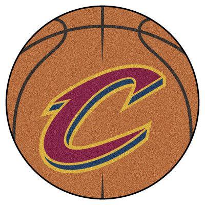 FANMATS NBA - Cleveland Cavaliers Basketball Mat