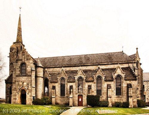 photo de Notre-Dame à Caouënnec-Lanvezeac (Eglise de Caouënnec)
