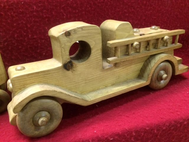 Handmade Wooden Cars - Sold By::  Jim & Audrey's Woodcrafts Peterborough
