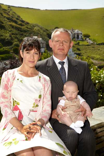 Doc Martin: A favorite series been watching it on PBS and Hula Plus.