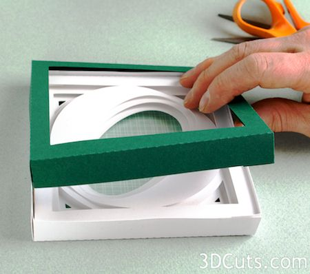 Best Best BEST tutorial site for assembling 3d cuts using the Silhoutte Cameo or other cutting machines and files. By Marji Roy of Ashbee Design. (KB)