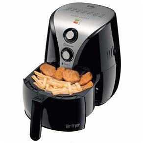 [FRITAMOB]Fritadeira Elétrica Mondial Air Fryer Premium AF-01 - 110V - R$ 374,90