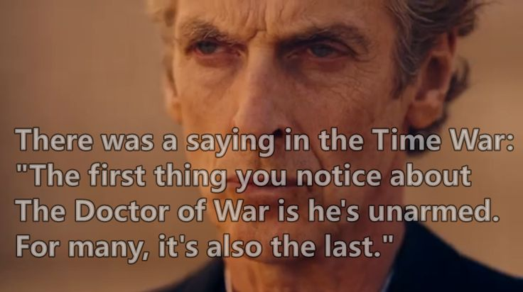 Series 09 | Episode 12: Hell Bent | The first thing you notice about The Doctor of War is he's unarmed. For many, it's also the last.