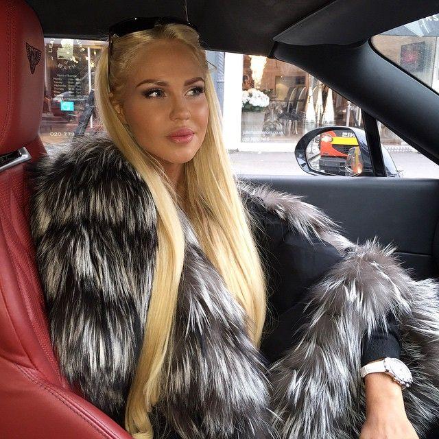 Fur Coat Fashion Tumblr