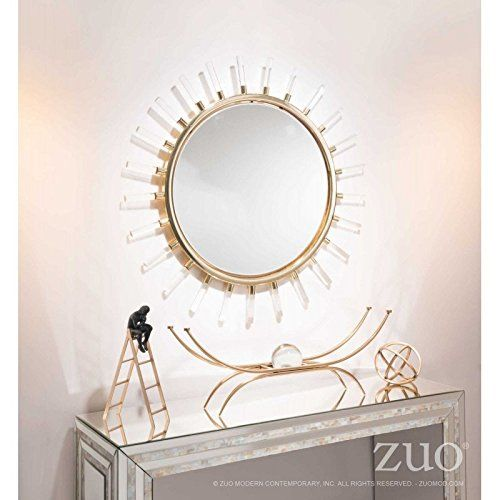 Zuofurnitures Decorative Wall Mirrors For Bedroom Bathroom Mirror For Wall Gold Sunlight Learn More Gold Sunburst Mirror Sunburst Mirror Home Decor Mirrors