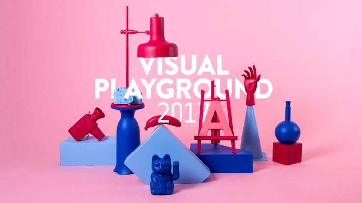 """Check out this @Behance project: """"Visual Playground 2017"""" https://www.behance.net/gallery/59283307/Visual-Playground-2017"""