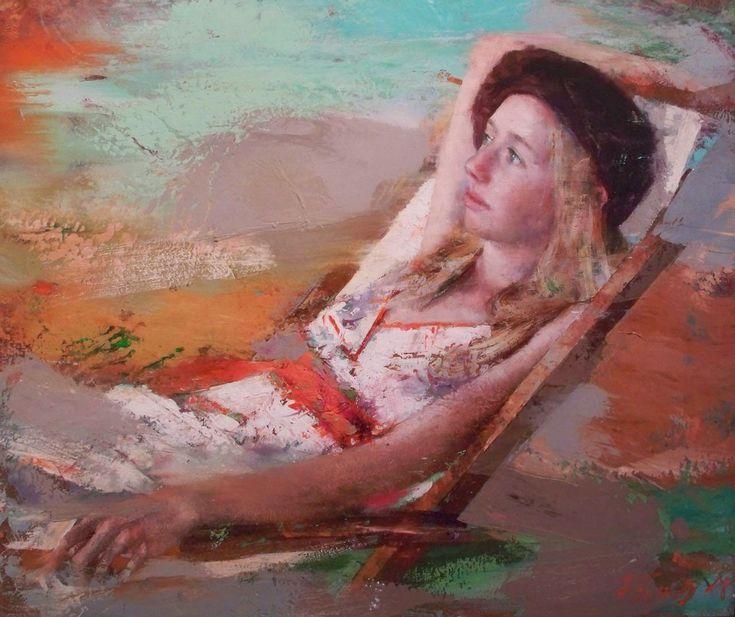 Κορίτσι σε πολυθρόνα (2008)